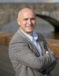 Derek Tobin, Managing Director, GGL Security. Picture: Alan Place